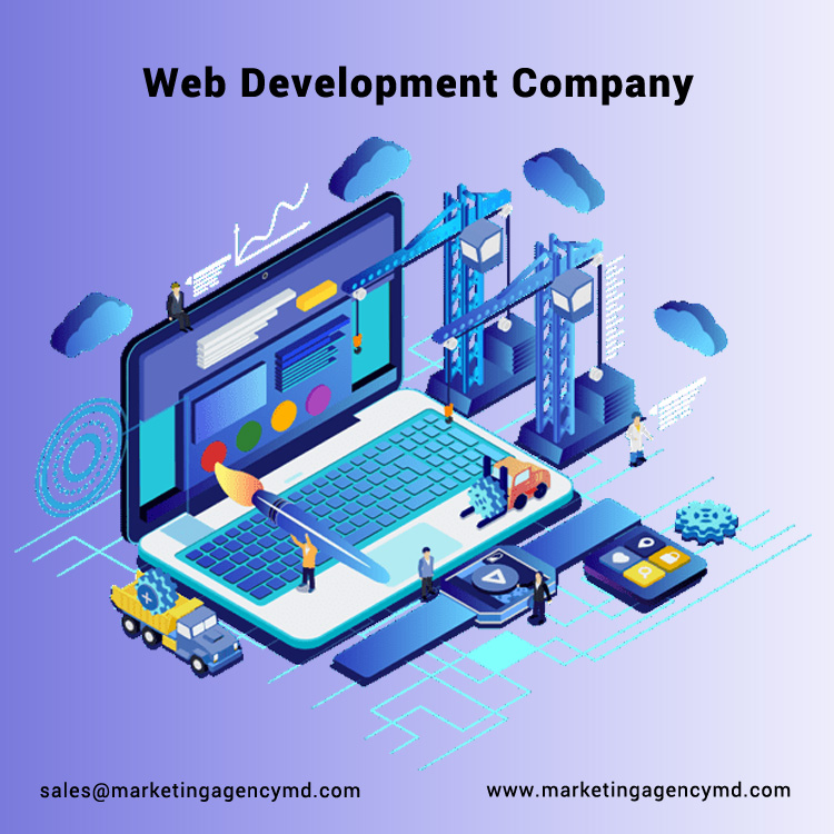 Benefits of Hiring a Web Development Company in Maryland