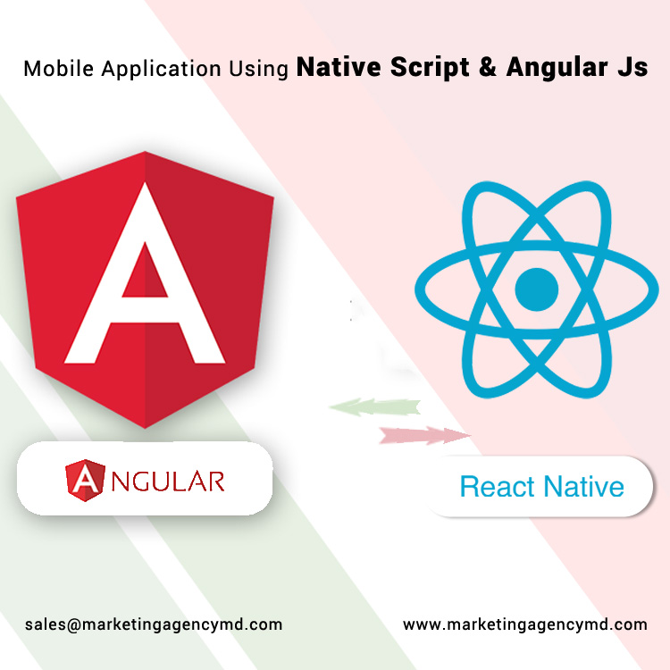 Android and iOS Mobile App using Native Script & Angular Js