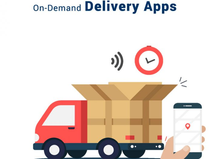 Why Entrepreneurs need on-demand Delivery Apps